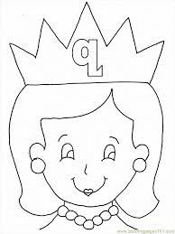 To check the correct answer just place your mouse cursor over a question. Pages Queen Education Alphabets Printable Coloring Page Coloring Home