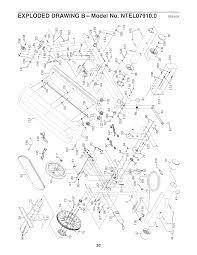 Nordictrack cxt 910 elliptical wiring diagram nordictrack cxt 910