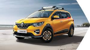 Renault TRIBER accessories | Renault India