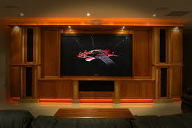 home theater cabinet. home cinema cabinet with a sliding door theater blue gum joinery