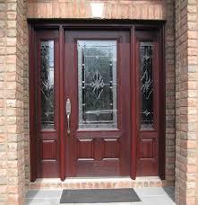 facts between fiberglass doors and wood doors wooden fiberglass entry doors