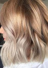 balayage hair trend balayage hair colors balayage highlights coppery blonde balayage