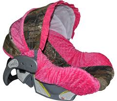 com custom infant car seat cover sew precious baby camo