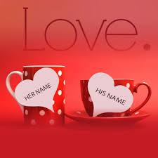 name edit love wallpaper hd