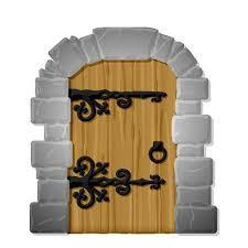 open and closed door clipart. Dce Library On Clipart | Cartoon, Dragon And Cute Cartoon Open Closed Door
