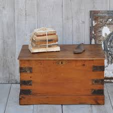 antique blanket box coffee table home