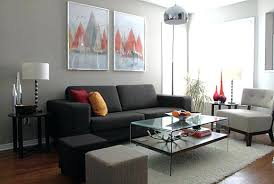 rug for grey couch furniture dark grey fabric couch and rectangle glass table on rectangle white rug for grey couch