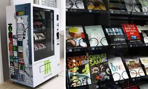 Book Vending Machine New Book Vending Machines Are Now A Thing In Singapore WORLD OF BUZZ