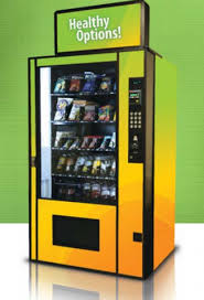 Stanford Vending Machines Interesting King County Healthy Vending Guidelines Center For Science In The