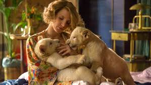 niki caro on directing zookeeper s wife and mulan <em>jessica chastain as antonina zabinski in< em> the
