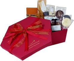 «to celebrate the lunar new year, greg has a special calendar on his farm! Chinese New Year Good Luck Hamper An Assortment Of 8 Different Artisanal Chocolate Products To Bring In The Good Luck This Lunar New Year