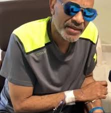 Comunicador - Nelson Javier desmiente le hayan amputado pierna | Listín  Diario