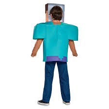Minecraft Steve Classic Youth Costume ...