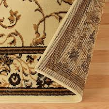 superior clementina collection 3 piece rug set attractive rugs with jute backing durable and beautiful