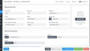 Resume Creator Reviews Oneswordnet