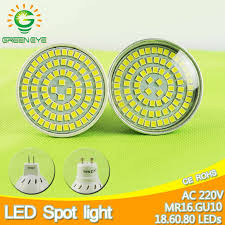 <b>LED Lamp GU10</b> MR16 E27 E14 <b>LED Bulb</b> 3W 5W 6W 7W AC 220V ...