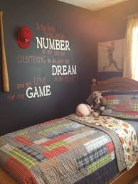Baseball Bedroom Ideas