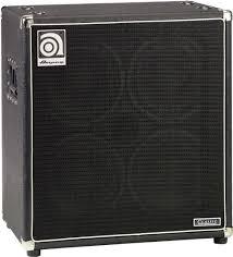4x10 Guitar Cabinet Ampeg Svt 410he Bass Cabinet 500 Watts 4x10 Zzounds