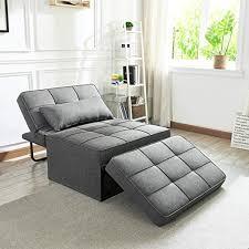 Vonanda Sofa Bed, Convertible Chair 4 in 1 Multi ... - Amazon.com