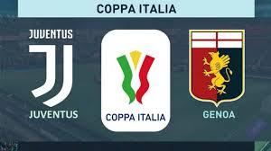 Live JUVENTUS GENOA coppa Italia [LIVE REACTION] - YouTube