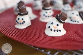 christmas oreo balls.  Christmas Snowmanoreocookieballs4 With Christmas Oreo Balls L