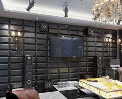 home theatre walls theater paint colors fabtrax stretched wall ideas design home theater room colors