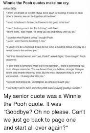 Winnie The Pooh Love Quotes