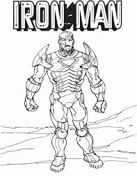 Small Picture Small Iron Man Coloring Page Coloring Coloring Pages