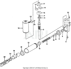 Power steering parts diagram cub cadet parts diagrams cub cadet 126 u electric lift assembly of