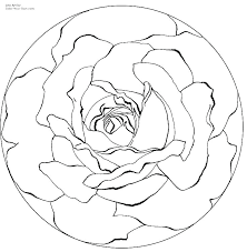 roses color pages pictures of hearts and to free coloring flowers stunning easy beautiful rose ng