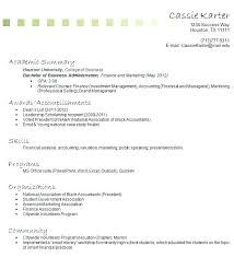 Sample Resume For A Highschool Student With No Experience Resume