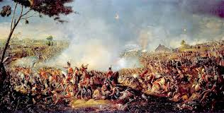 the battle of waterloo napoleon bonaparte french emperor