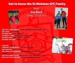 St Nicholas GFC girls (@StNicholasLgfa) | Twitter