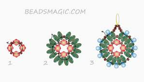 Beaded Earring Patterns For Beginners Unique Inspiration Design