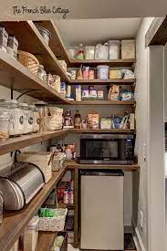 Kitchen pantry is one of those things that can help you maintain cleanness and organization of your house. Remodeled Kitchen Pantry Under The Stairs