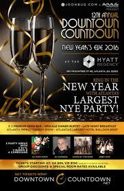 downtown countdown 2016 at the hyatt regency in downtown atlanta atlanta tel aviv business