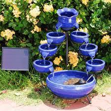 Download Outdoor Solar Water Fountains  Solidaria GardenSolar Garden Fountain