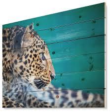 african wood wall art