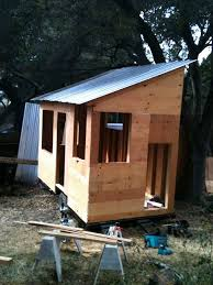 matthew wolpe s diy tiny house on a trailer project