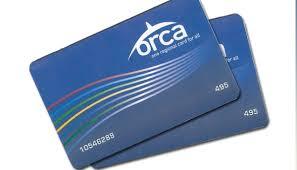 Orca Vending Machine Mesmerizing 48 Cent Summer Teen ORCA Card Fares Garfield High School PTSA