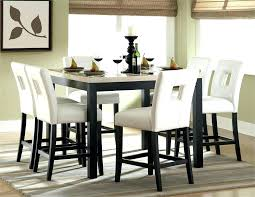round tall table and chairs exciting tall dining table with chairs rectangular counter height dining table