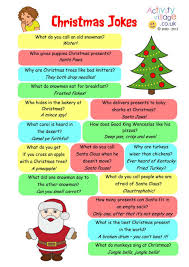 Small Picture Christmas Jokes for Kids