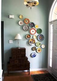 Gorgeous Canadian Decorating DIY Plates Wall Art Ideas