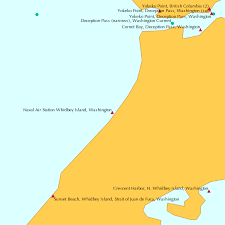 Oak Island Tide Chart 2016 Naval Air Station Whidbey Island Washington Tide Chart