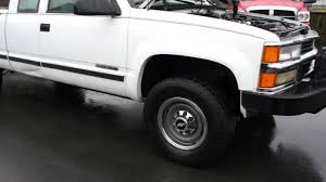All Chevy 96 chevy extended cab : 1996 CHEVROLET SILVERADO 2500 EXT CAB 4X4 AT KOLENBERG MOTORS LTD ...