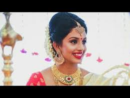 best kerala hindu bridal makeup
