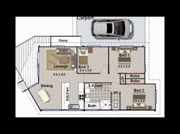 small 3 bedroom house plans. Fine House Small 3 Bedroom Bungalow House Plans  2 Bath With