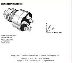 ignition switch wiring the 1947 present chevrolet & gmc truck Of Light Switch Wiring Diagram For 1963 Chevy ignition switch wiring the 1947 present chevrolet & gmc truck message board network