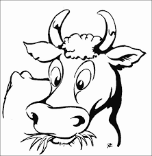 Small Picture Cow Coloring Pages Cow Coloring Pages With Cow Coloring Pages