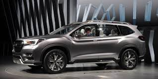 2018 subaru ascent suv. simple subaru subaru ascent concept and 2018 subaru ascent suv e